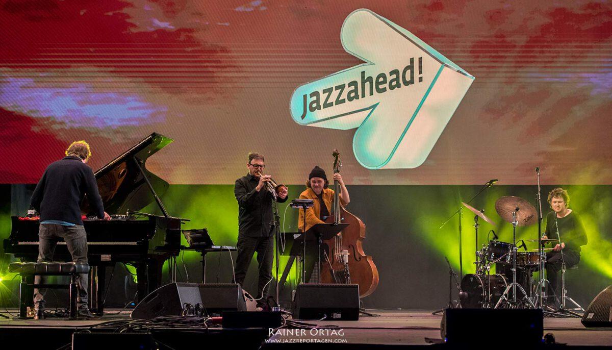 Red Kite bei der jazzahead! 2021 in Bremen