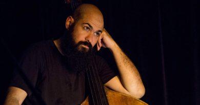 Reza Askari mit Ryan Carniaux Quintet feat. Plume im Pappelgarten Reutlingen 2016