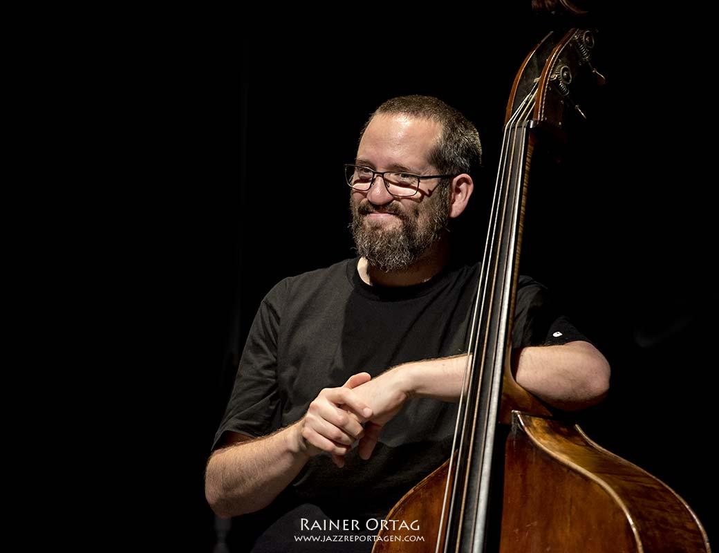 Robert Landfermann mit dem Sebastian Gille Quartet im Theaterhaus Stuttgart
