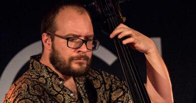 Sebastian Schuster bei der jazzahead 2019 in Bremen