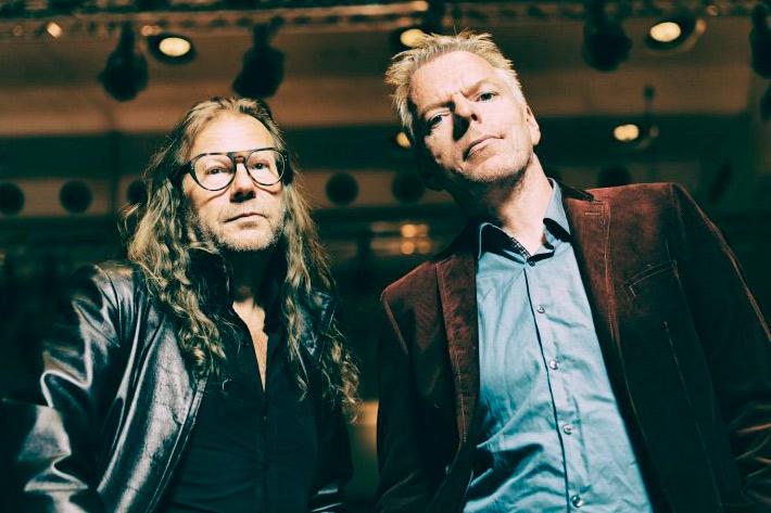 Vladyslav Sendecki & Jürgen Spiegel