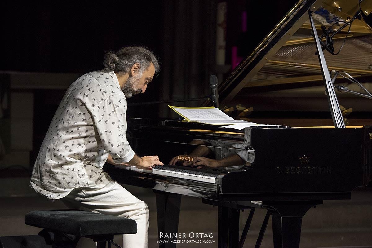 Stefano Bollani beim Jazzfestival Esslingen 2020