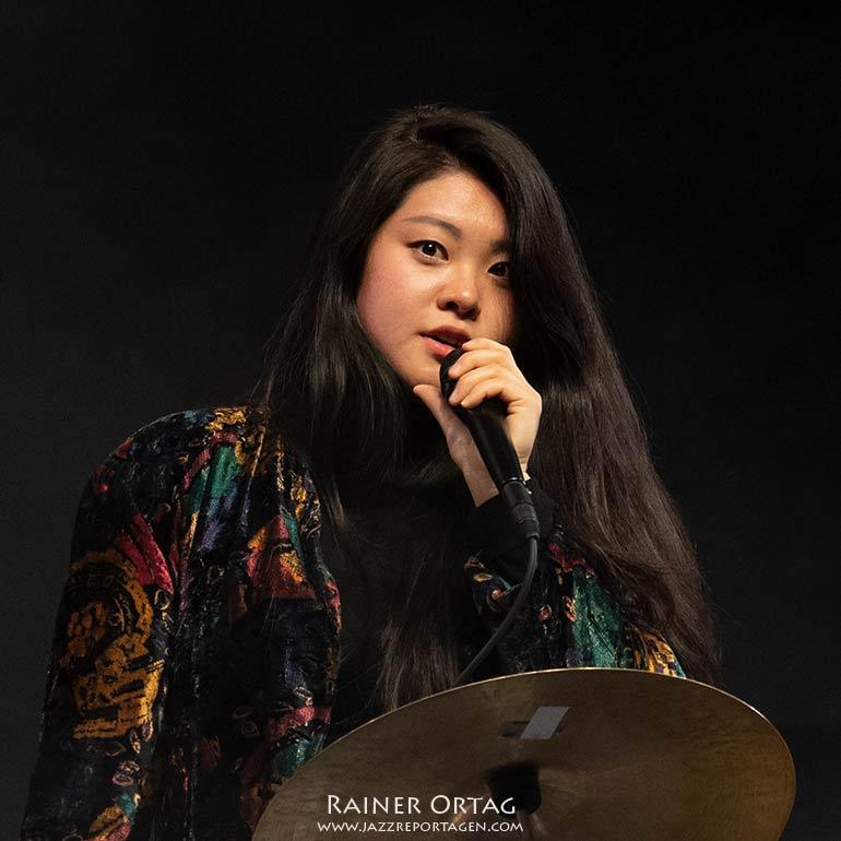 Sun-Mi Hong mit dem Sun-Mi Hong Quintet bei der jazzahead! 2021