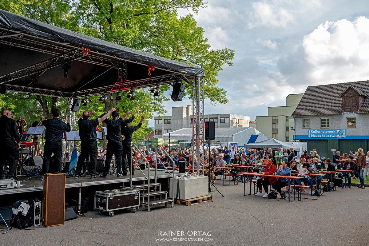 The Shades of Soul - blaues haus Böblingen 2021