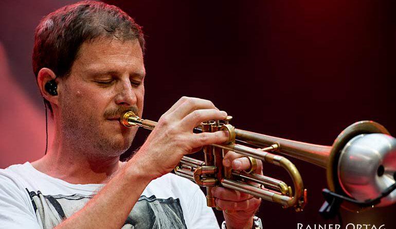 Thomas Siffling bei der jazzopen Stuttgart 2018 im Altes Schloss Stuttgart 2018