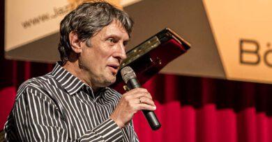Tilman Jäger bei der JazzTime Boeblingen 2020