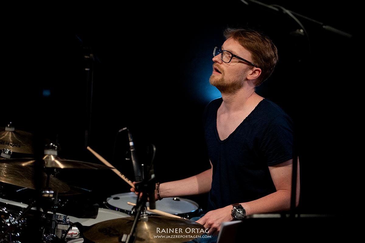 TRIMAR bei 'Jazz im Studio' des SWR Tübingen 2021