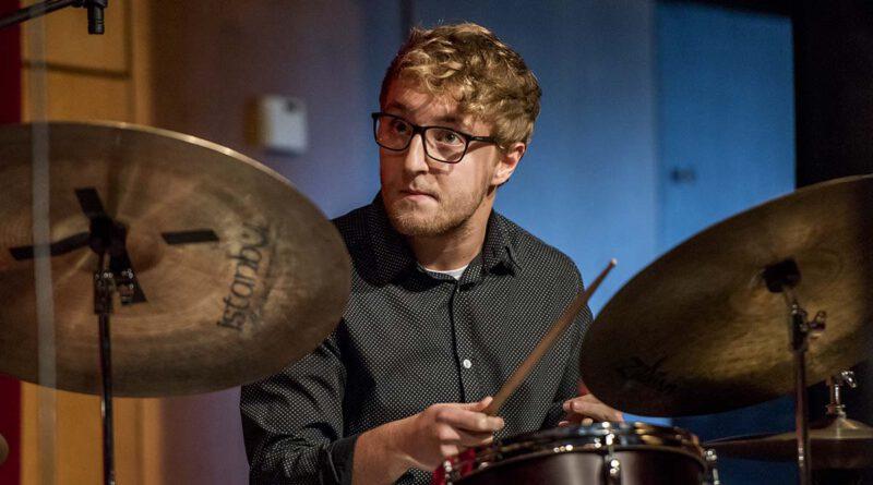 Valentin Renner bei der JazzTime Boeblingen 2020