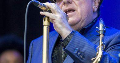 Van Morrison bei der jazzopen Stuttgart 2016