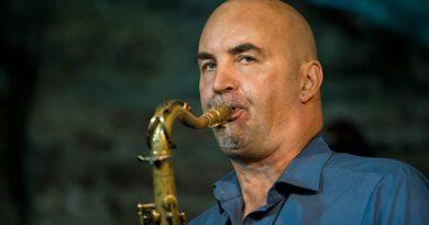 Wolfgang Fuhr bei der JamSession des Jazzfestival Esslingen 2019