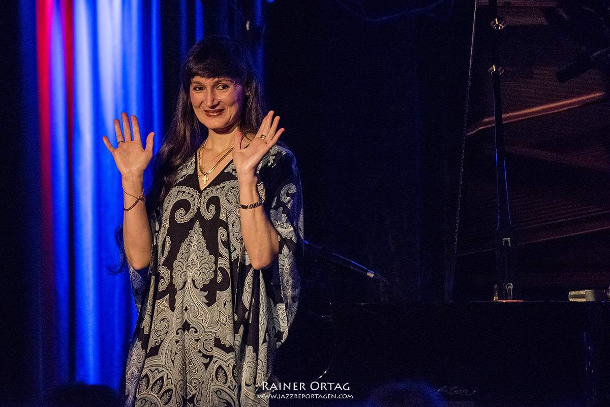 Aziza Mustafa Zadeh Trio im Theaterstübchen Kassel
