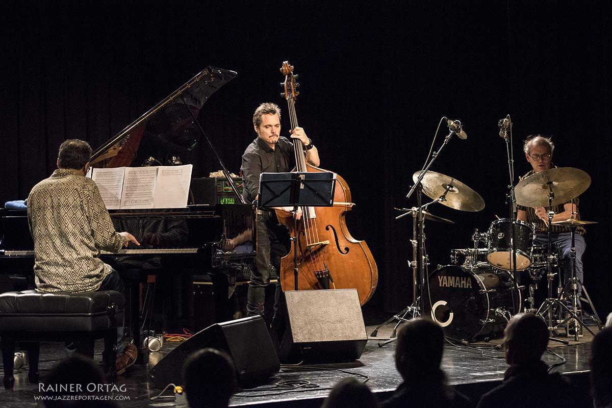 Brian Marsella Trio in der Dieselstrasse Esslingen 2019