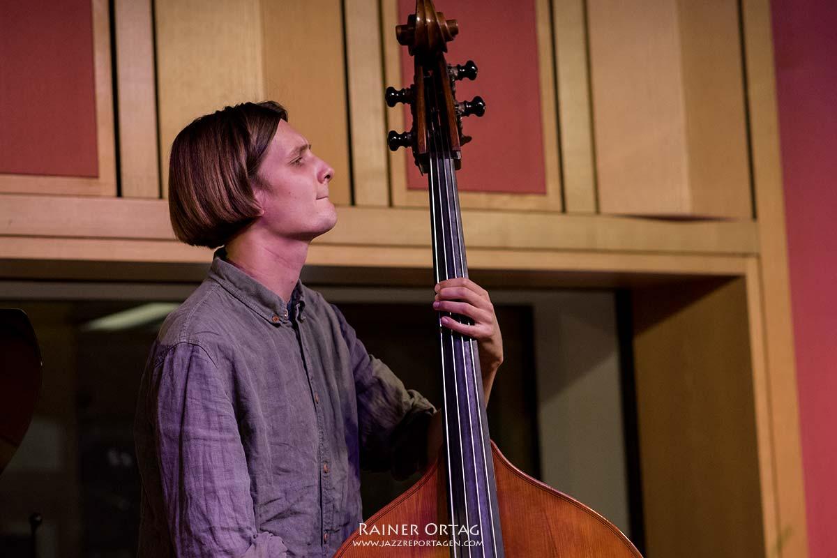Clara Vetter Trio im SWR Studio Tübingen 2020