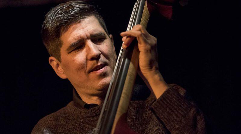 Cliff Schmitt mit dem Phishbacher NYC Trio im Club Voltaire 2020