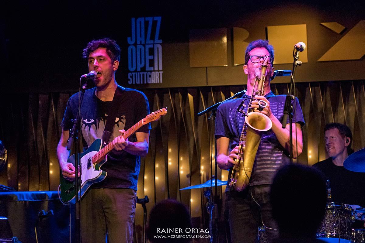 Donny McCaslin bei der jazzopen Stuttgart im Jazzclub Bix 2019