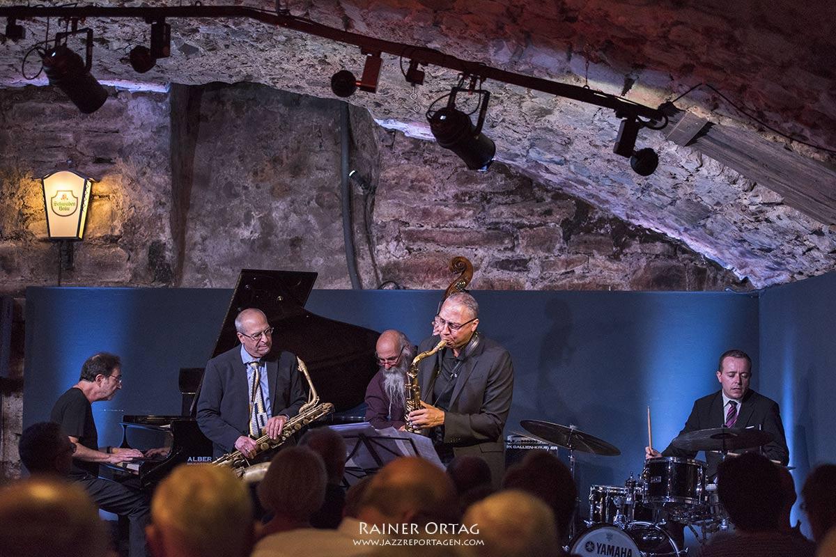 Jazzfestival Esslingen: Gary Smulyan - Ralph Moore Quintet