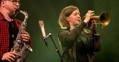 """Heidi Bayer's """"Virtual Leak"""" bei der jazzahead 2021 in Bremen"""