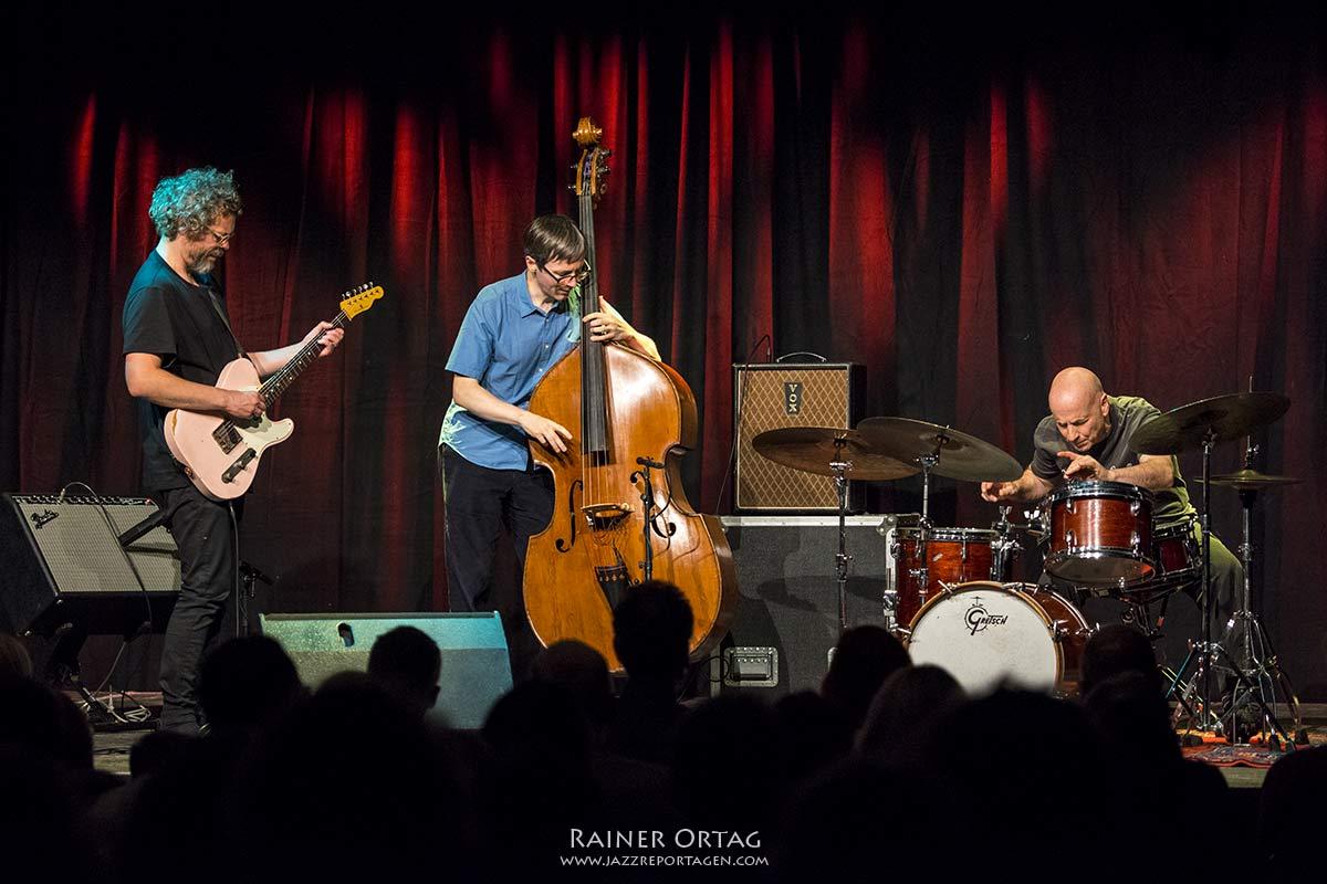 Jakob Bro Trio im Sudhaus Tübingen
