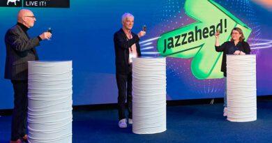 Eröffnung der jazzahead! 2021 in Bremen