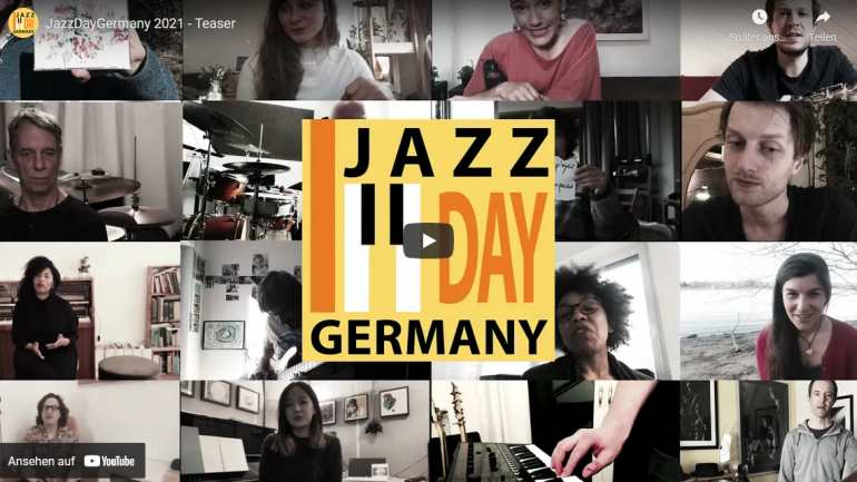 JazzDayGermany Teaser 2021