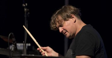 Jim Black mit dem Sebastian Gille Quartet im Theaterhaus Stuttgart