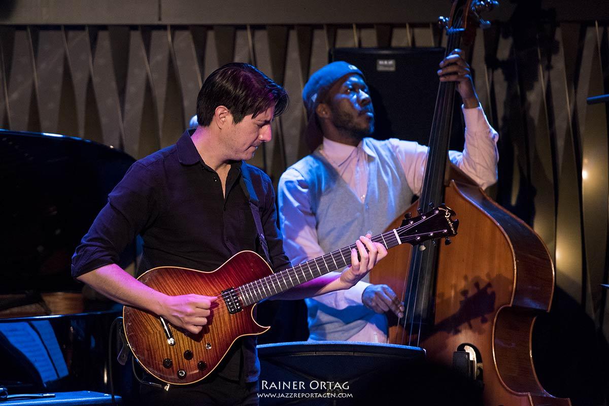 Kendrick Scott Oracle im Jazzclub Bix