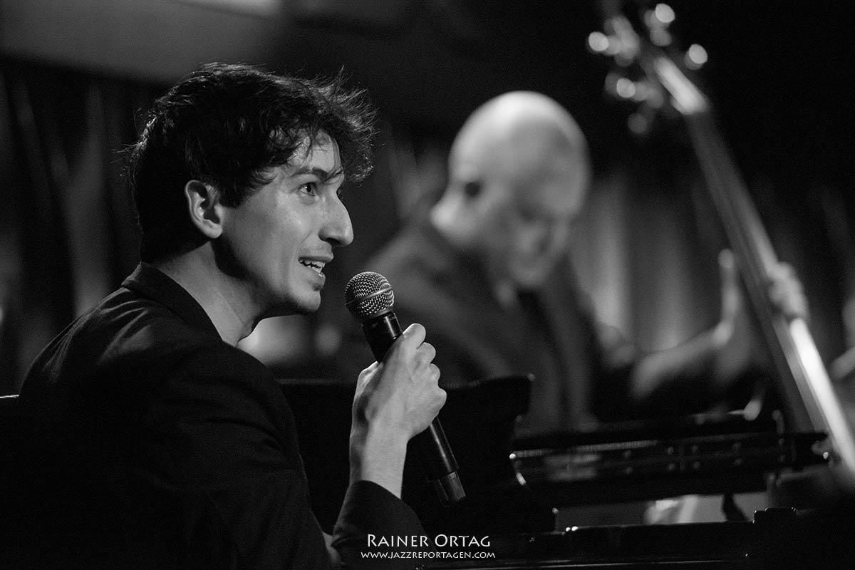 André Weiß Abschlusskonzert im Jazzclub Bix Stuttgart 2018