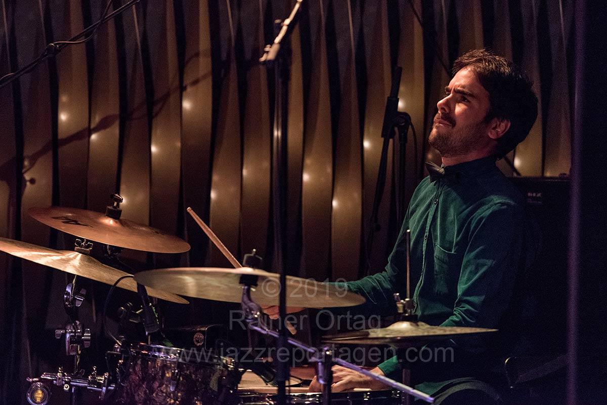 "Harold López-Nussa Trio – ""Un Día Cualquiera"" im Jazzclub Bix Stuttgart 2019"