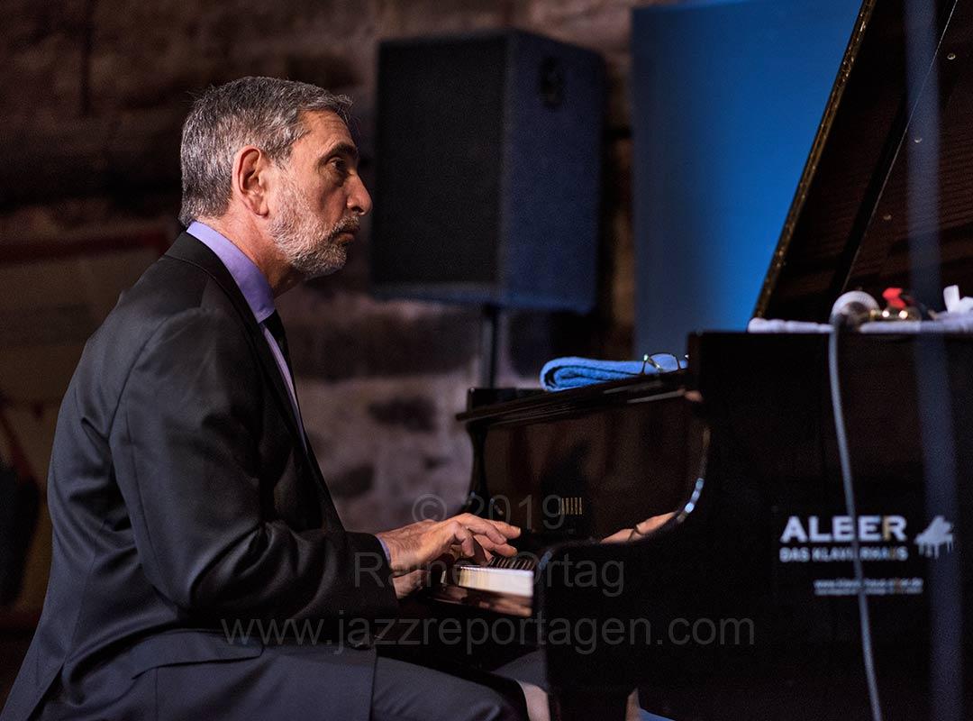Vincent Herrings Soul Chemistry im Jazzkeller Esslingen 2019