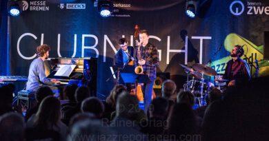 Clubnight BW bei der jazzahead! 2019 in Bremen