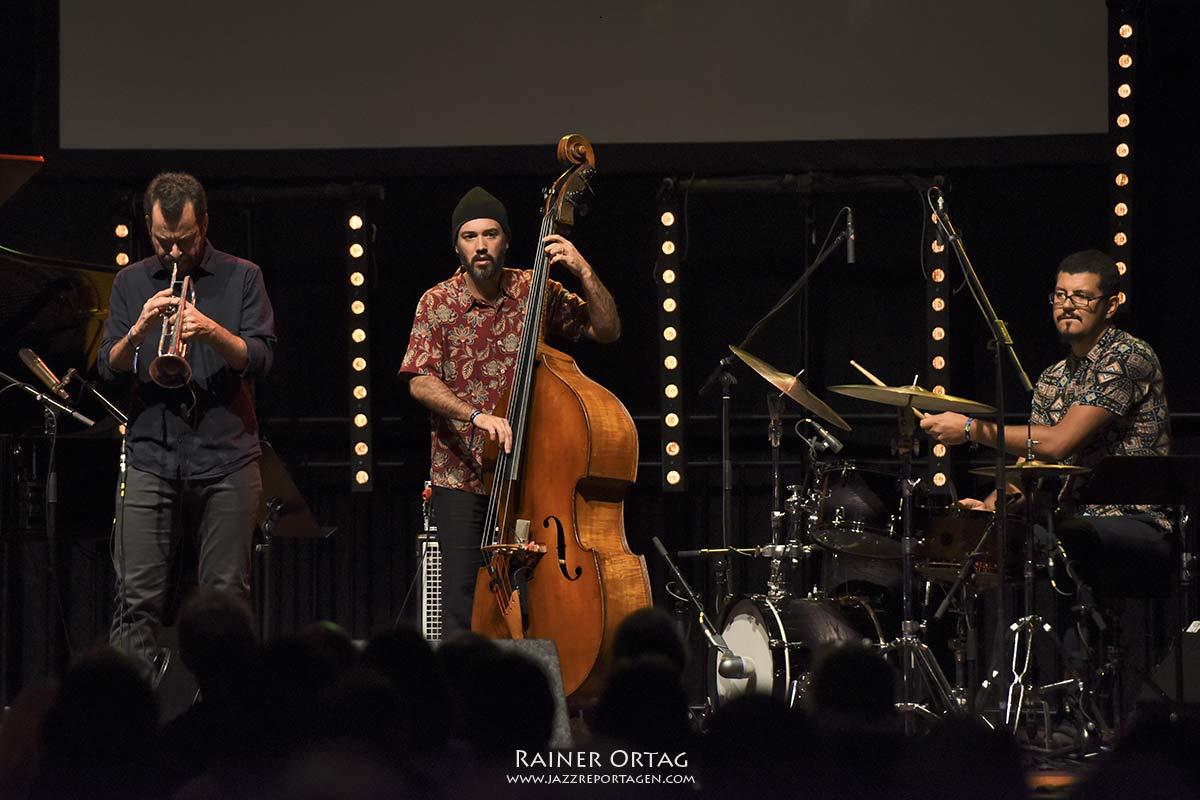 Ludere bei der Overseas Night der Jazzahead! 2019