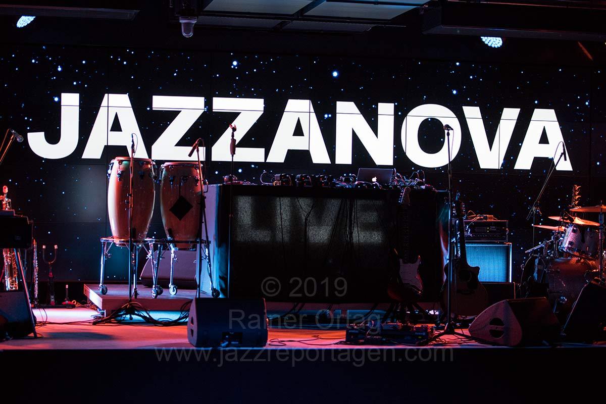 jazzopen night mit Jazzanova (Live) am 31.01.2018 im SpardaWelt Eventcenter