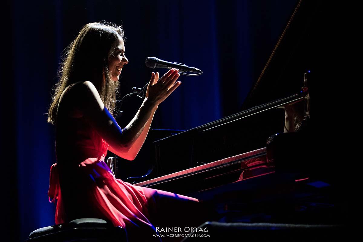 Preisverleihung des Jazzpreis BW 2019 an Olivia Trummer