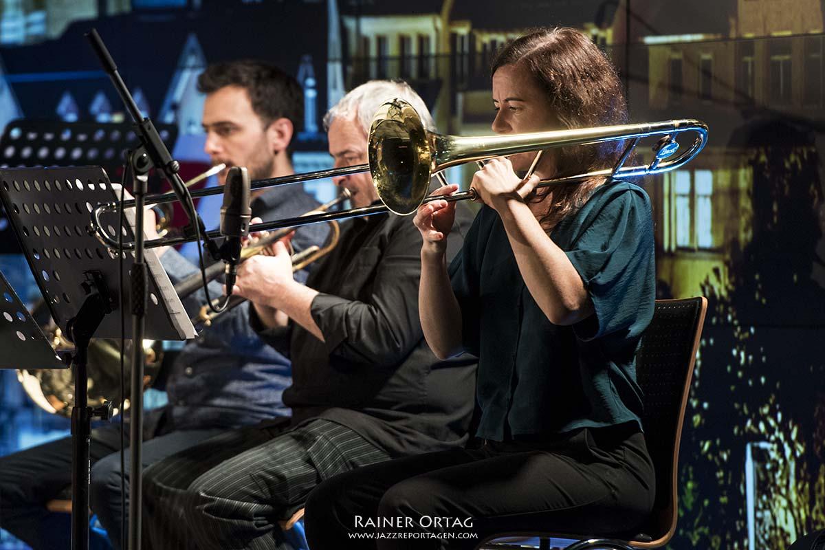 Wolfgang Muthspiel »Large Ensemble« beim Jazzfestival Esslingen