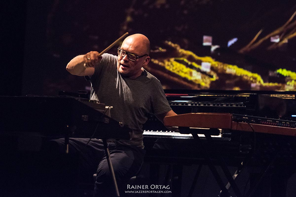 Rymden beim Jazzfestival Esslingen 2019