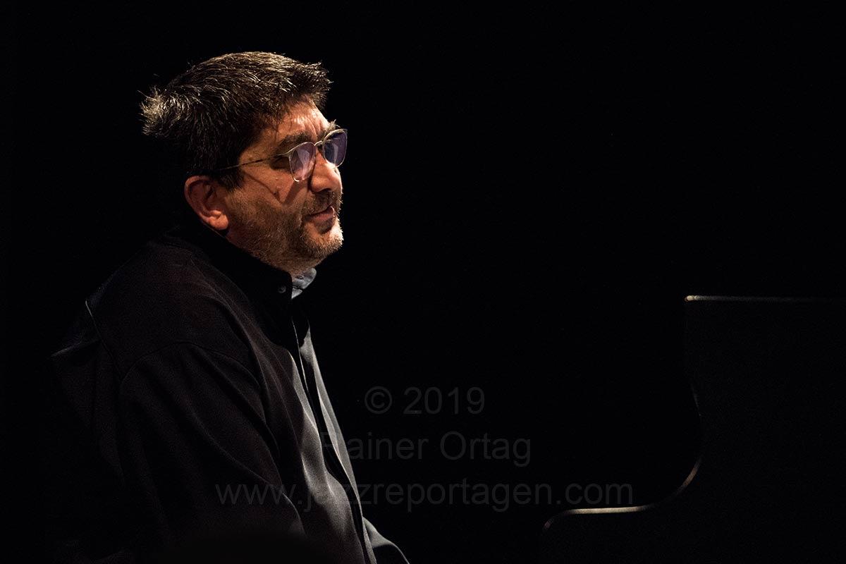 Markus Stockhausen Quadrivium im Sudhaus Tübingen 2019