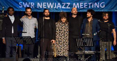 SWR NEWJazz Meeting im Sudhaus Tübingen 2018