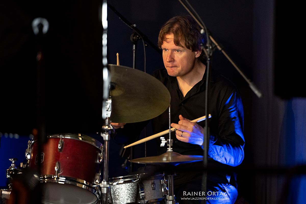 Martin Sasse Trio feat. Wolfgang Fuhr im Jazzkeller Esslingen 2021