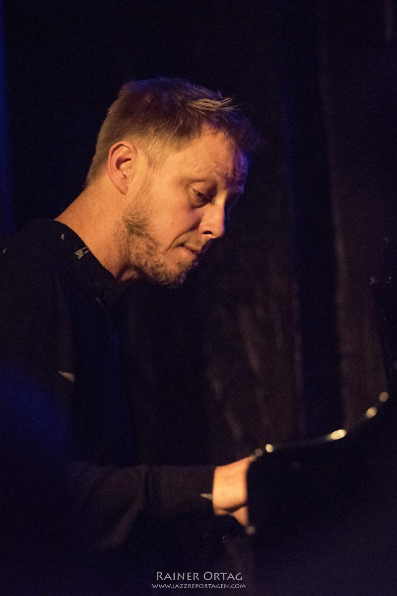Martin Tingvall solo im Theaterstübchen Kassel