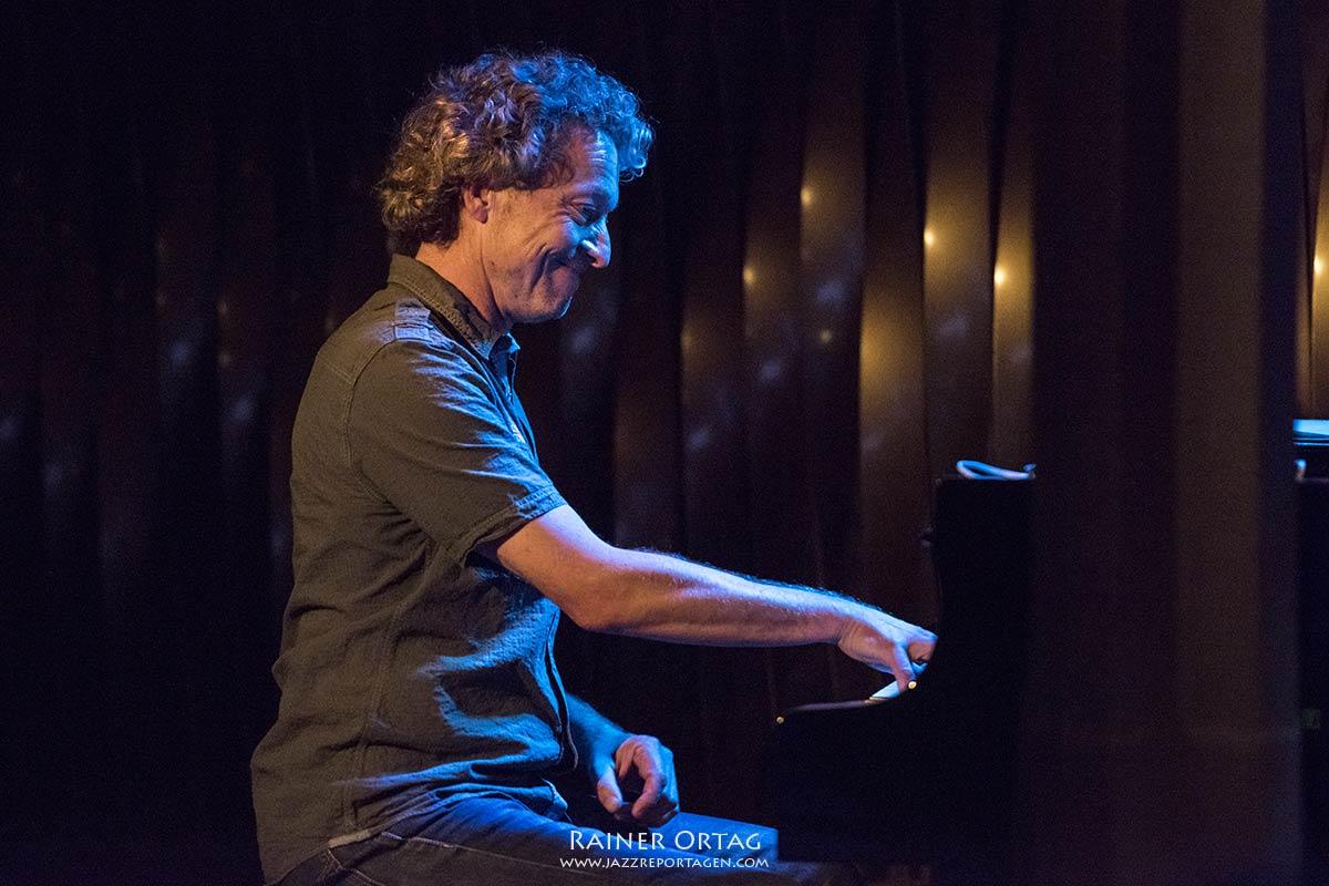 New Peter Lehel Quartet im Jazzclub Bix Stuttgart 2020