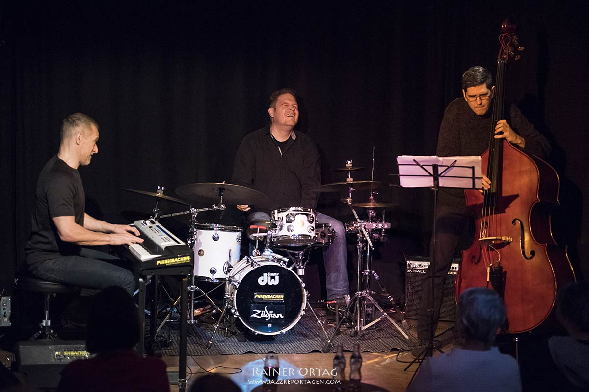 Phishbacher NYC Trio im Club Voltaire 2020