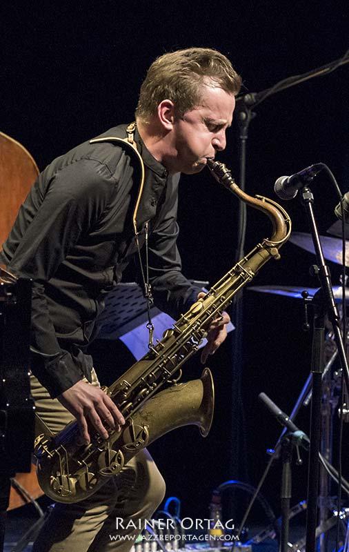 Sebastian Gille Quartet bei den Stuttgarter Jazztagen 2020