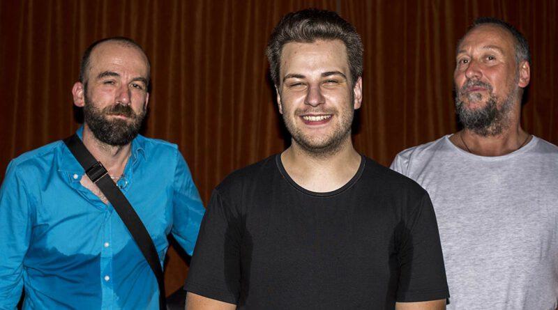 Simon Oslender mit Band im Jazzclub Bix Stuttgart 2020
