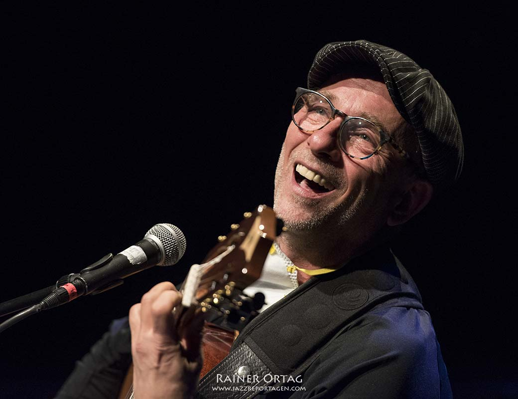 Peter Fessler bei den 41. Stuttgart Jazztage der IG JAZZ