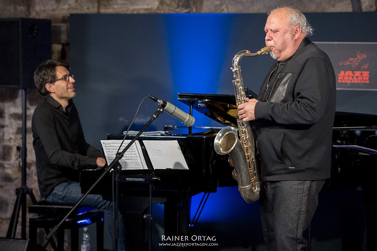 Tony Lakatos and friends im Jazzkeller Esslingen 2021