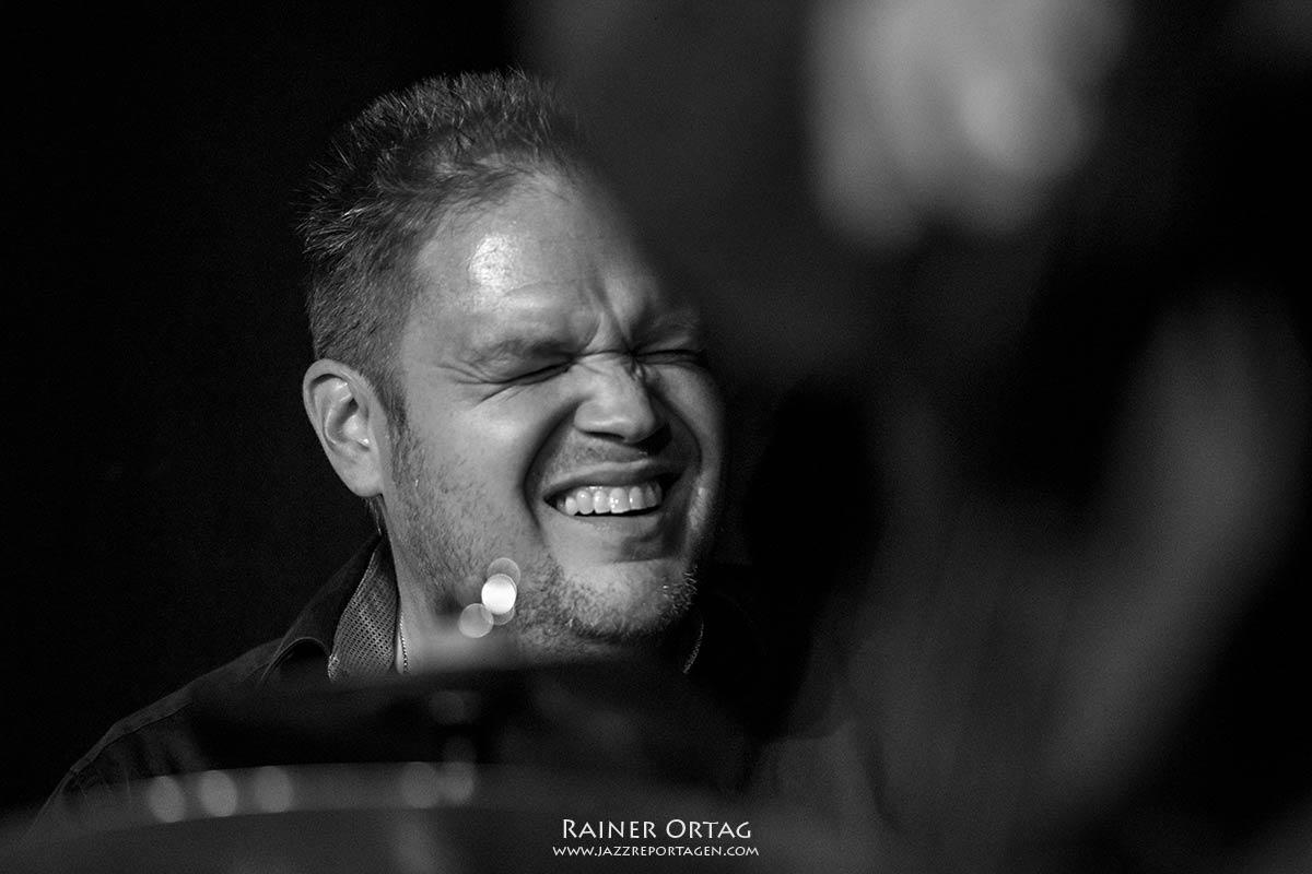 Ulf Stricker mit dem Phishbacher NYC Trio im Club Voltaire 2020