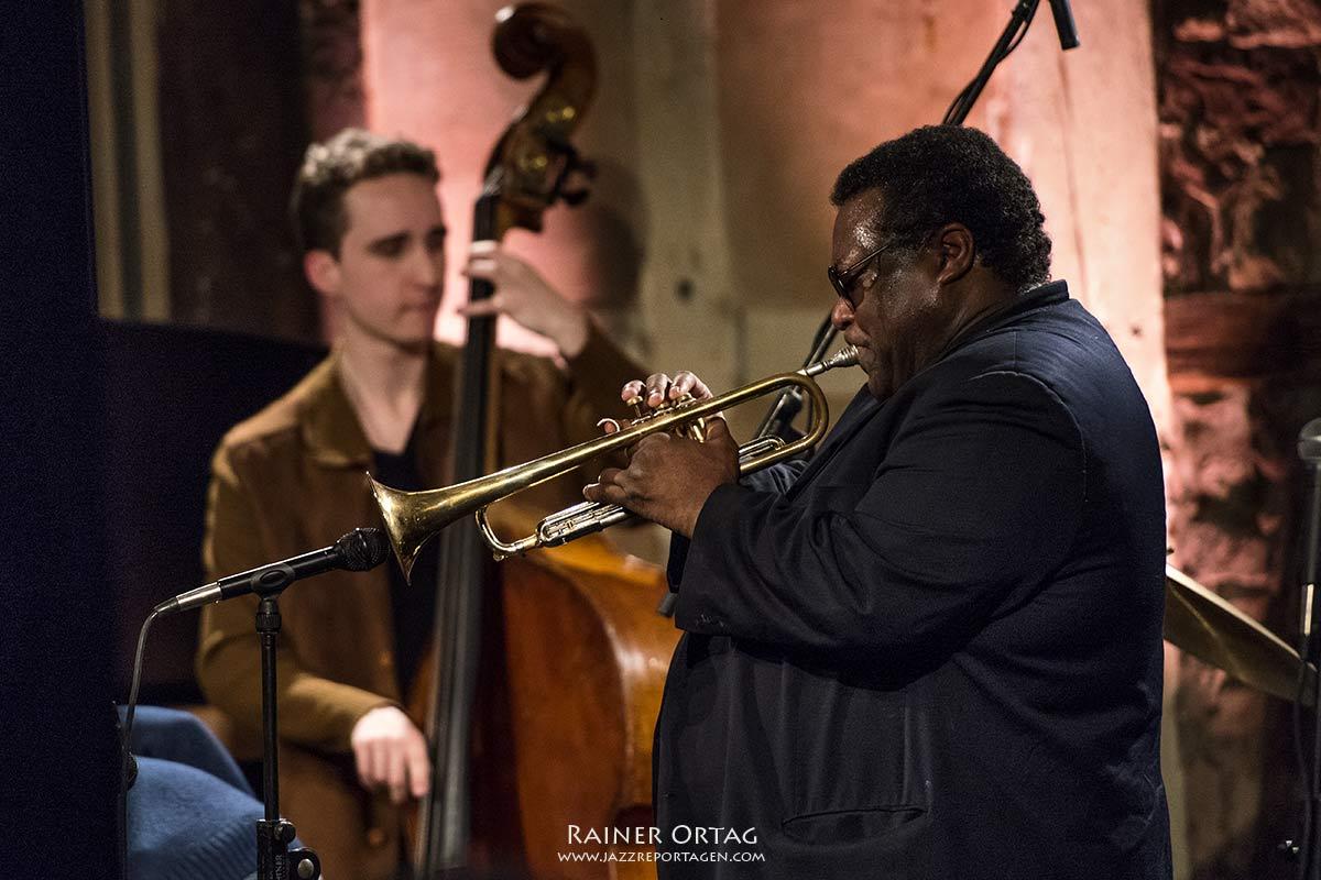 Wallace Roney Quintet im Liquid Tübingen