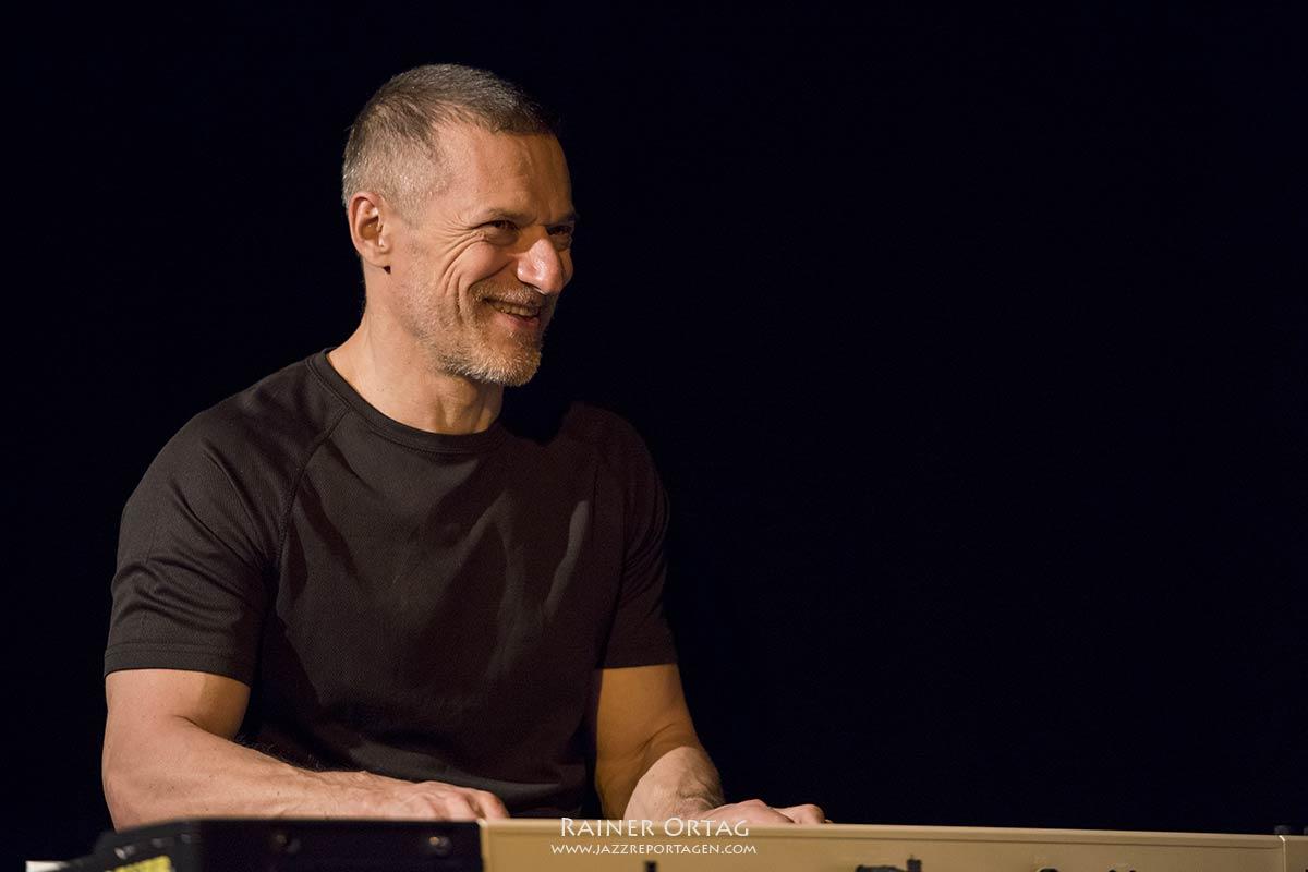 Walter Fischbacher mit dem Phishbacher NYC Trio im Club Voltaire 2020